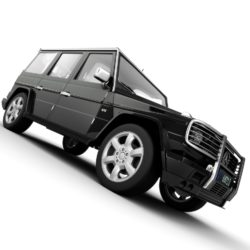 MercedesJeep